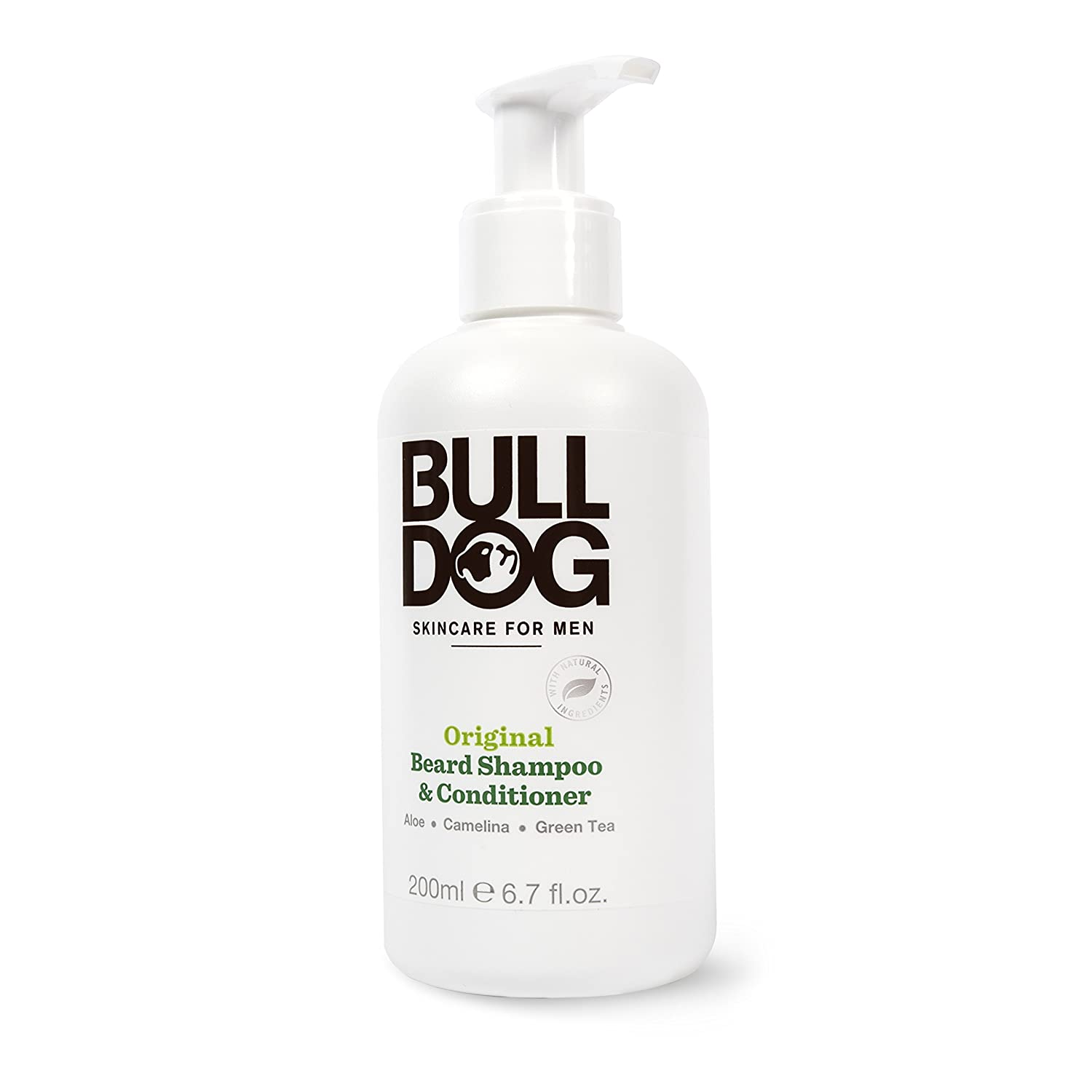 6e680e3a193 Bulldog Original 2-in-1 Beard Shampoo and Conditioner 200 ml  Amazon.co.uk   Health   Personal Care
