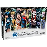 DC Comics Confrontations Deck Building Game