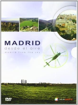 Madrid Desde El Aire [DVD]
