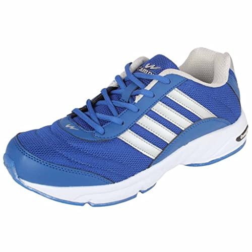 e3b724de3a Action Campus Brass Series Royal Blue & Silver Color Casual Shoes ...