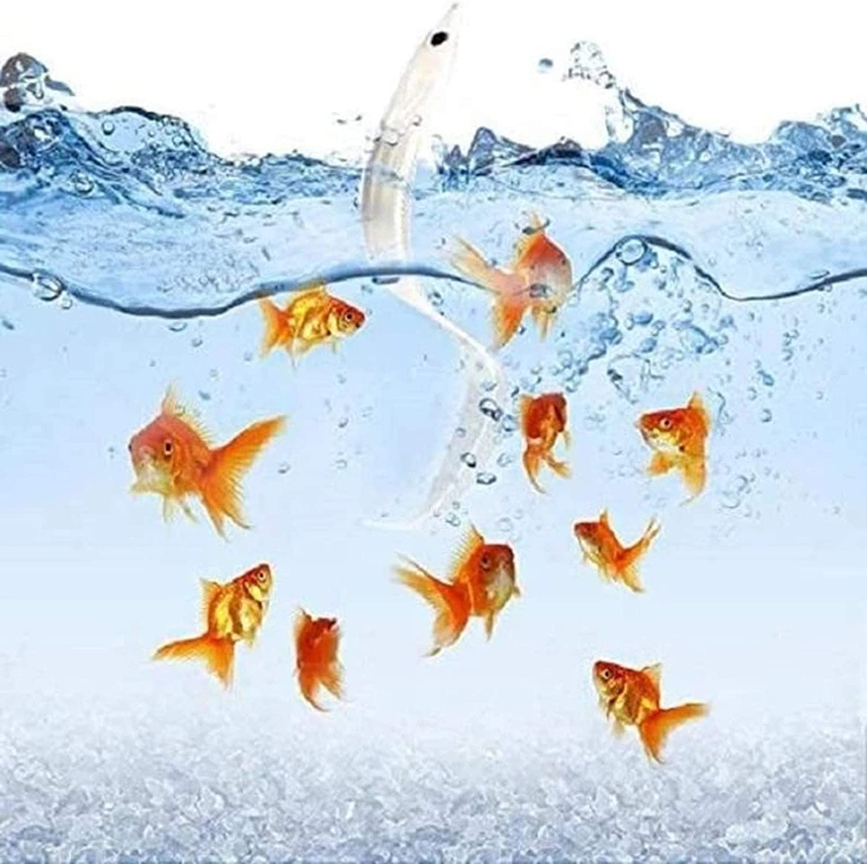 5pcs 28cm//19.5g Fishing Lure Baits PVC Hairtail Soft Swimbait Fish Hooks Tackle
