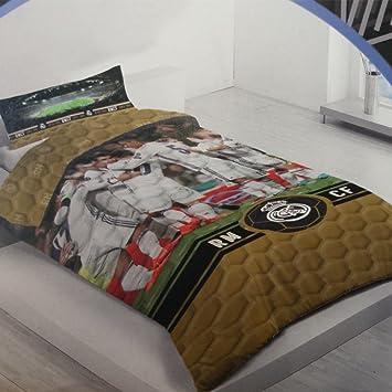 Funda Nordica Real Madrid Cama 90.Funda Nordica Duo Real Madrid Premium D188 Cama 90 Cm