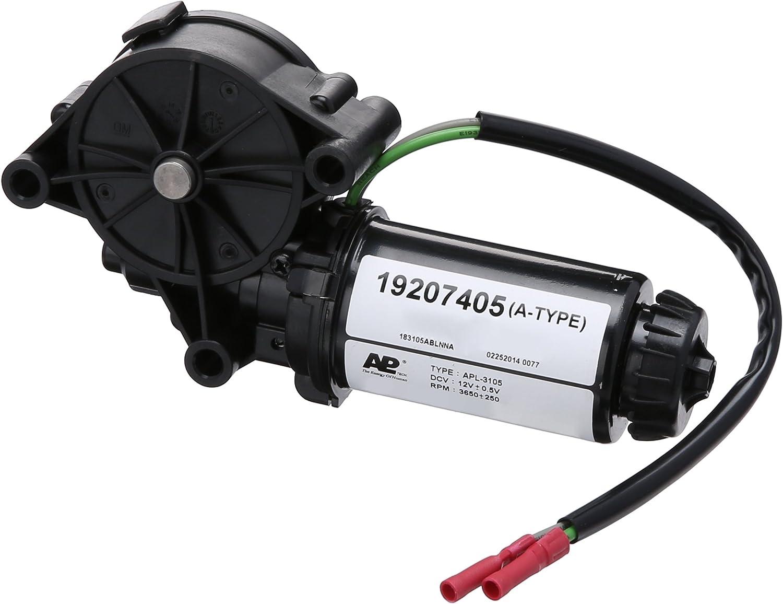 ACDelco 19208854 GM Original Equipment Passenger Side Headlamp Actuator