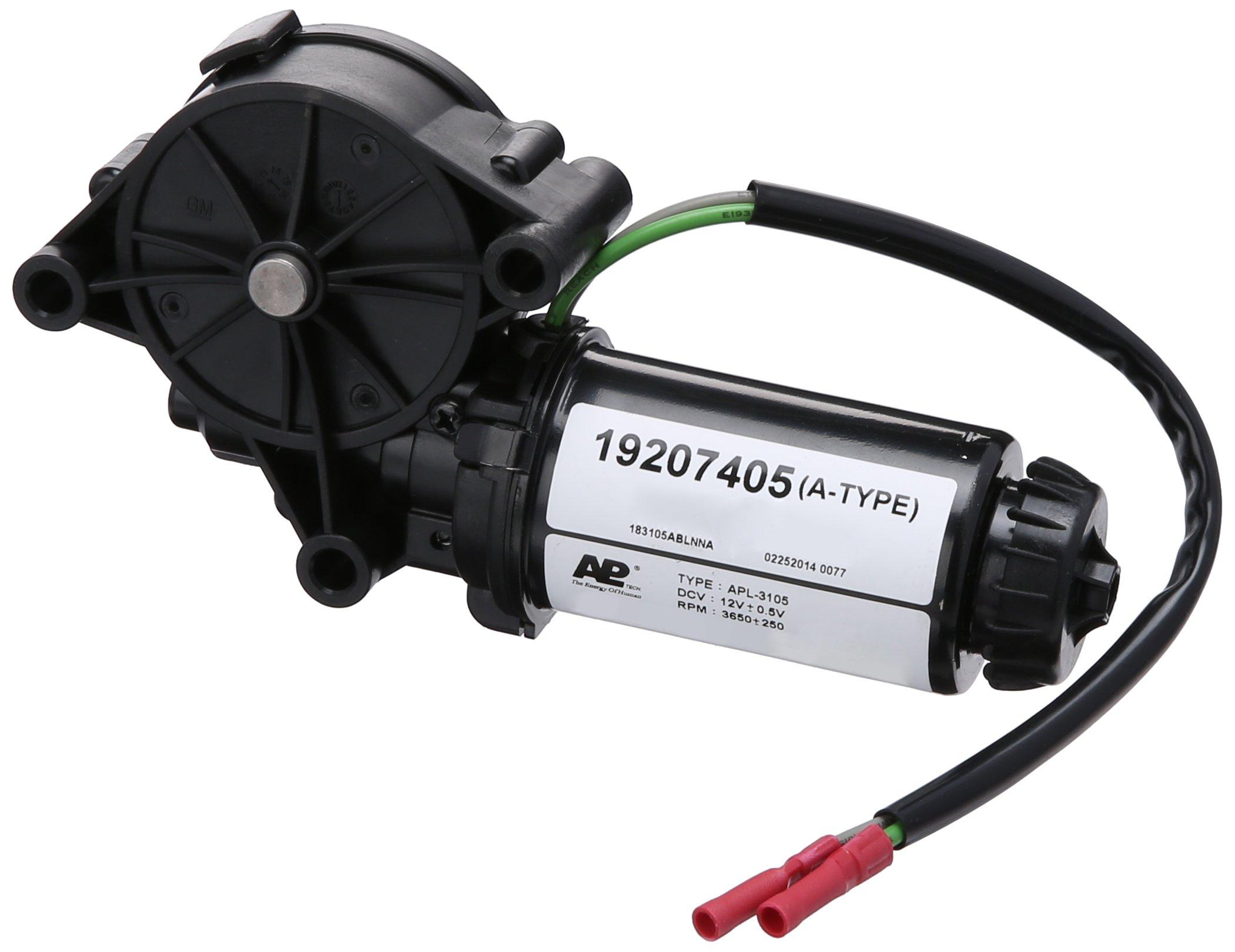 ACDelco 19207405 GM Original Equipment Driver Side Headlamp Actuator
