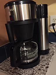 Amazon.com: BUNN NHS Velocity Brew 10-Cup Home Coffee Brewer: Drip Coffeemakers: Kitchen & Dining