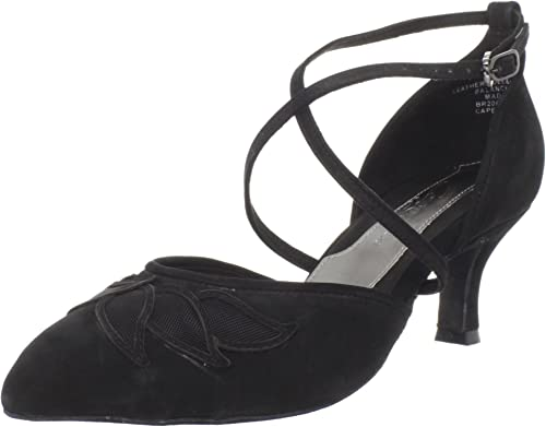 Capezio Womens X-Strap Pump Jazz /& Modern Dance Shoes