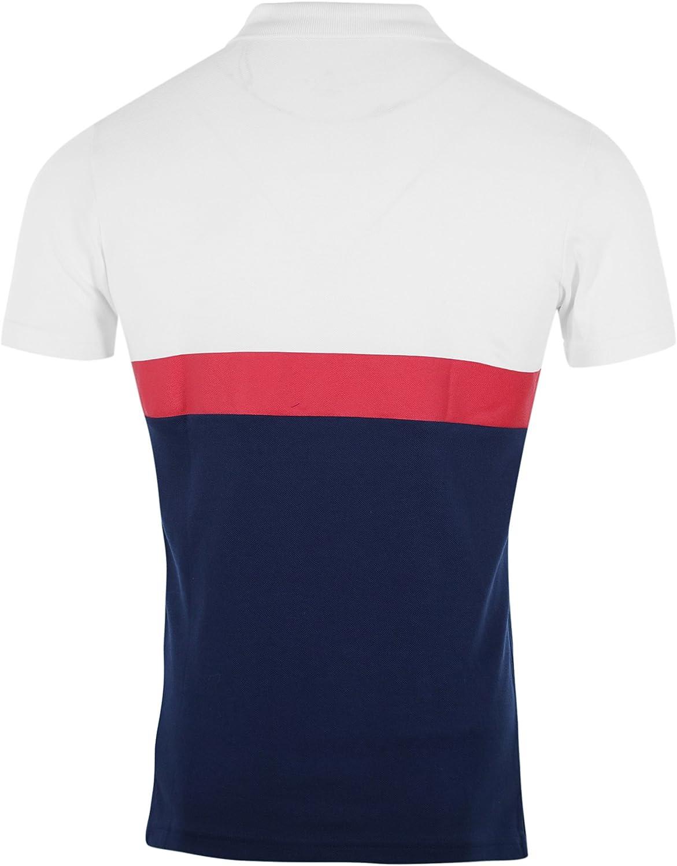 adidas fFR Coll T Shirt pour Homme, Couleur Bleu, Homme