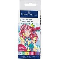 Faber Castell Pitt Artist Manga Set 6,lı 167155