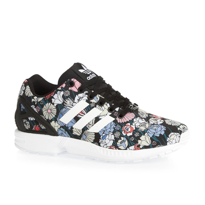 Adidas South South Adidas ZX Flux Jungen Sneaker schwarz/Weiß 13b257