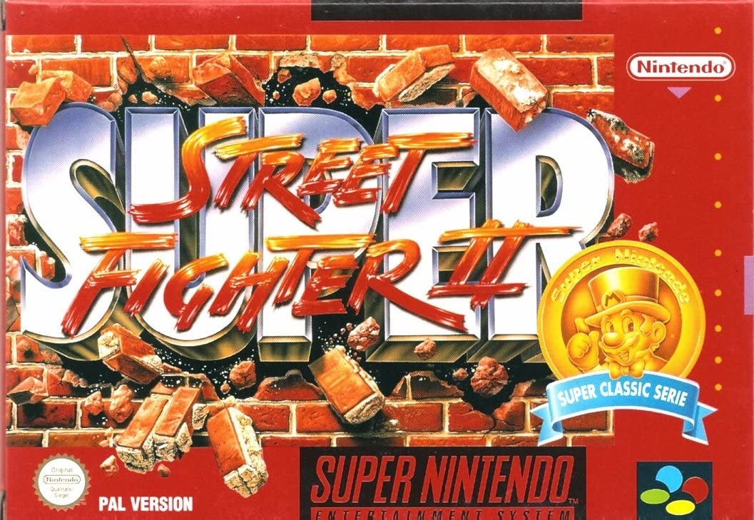 Third Party - Super Street Fighter 2 Occasion [ Super nintendo ...