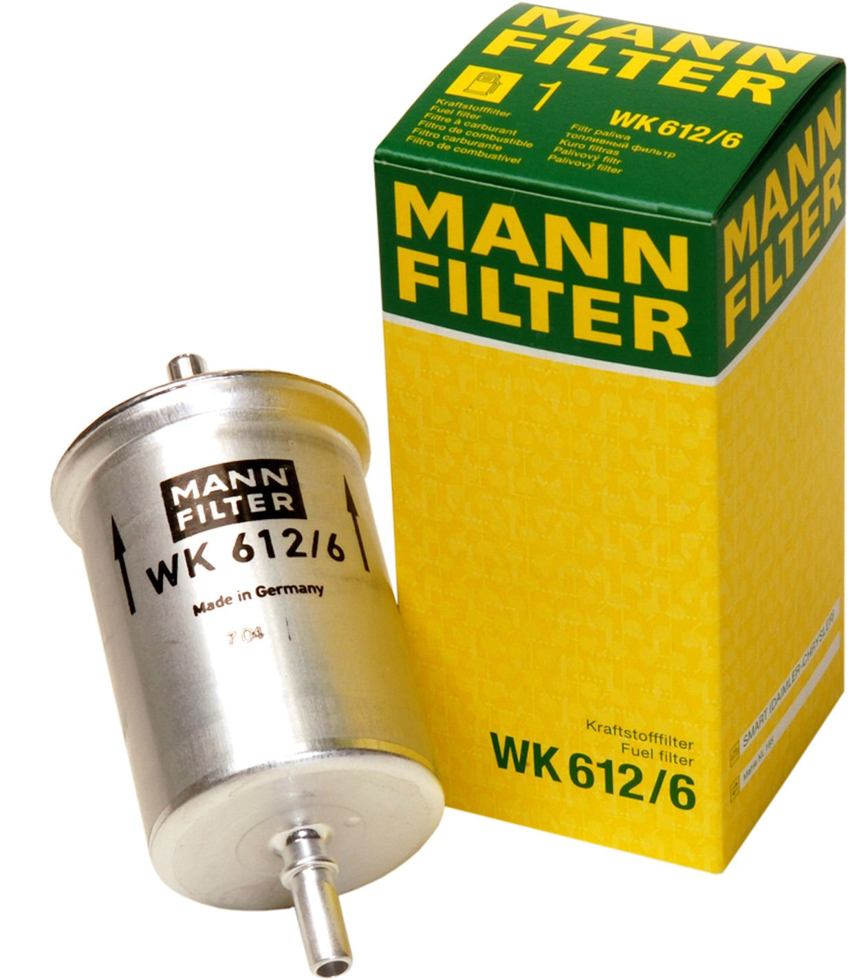 fuel filter mann wk 11030 wiring library  amazon com mann filter wk 612 6 fuel filter automotive