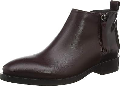 fabricación hábil Cantidad limitada 2019 mejor Geox Donna Brogue F, Botines Femme: Amazon.fr: Chaussures et Sacs