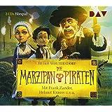 Die Marzipanpiraten: Hörspiel mit Frank Zander, Helmut Krauss u.v.a. (2 CDs)