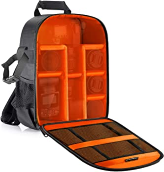 Neewer DSLR Camera Bag with Tripod Holder