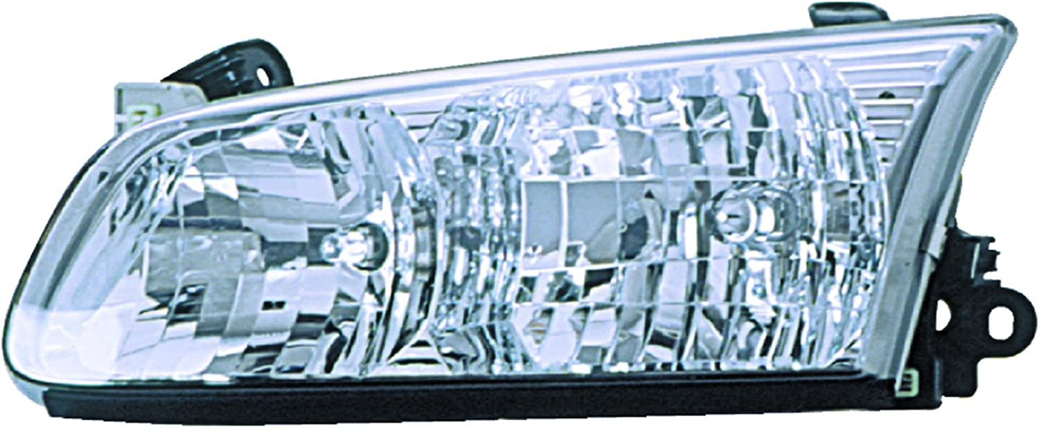 Fits 00-01 Toyota Camry Left Driver Side Headlight Assembly
