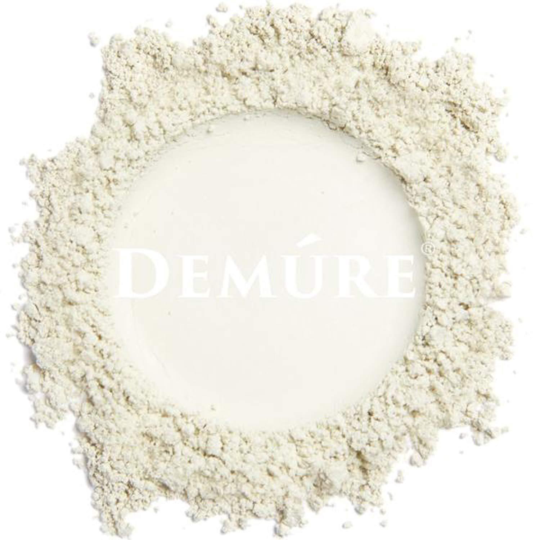 Mineral Make Up, Mineral Concealer (Mint), Dark Circles Under Eye Treatment, Under Eye Concealer, Natural Makeup Made with Pure Crushed Minerals, Loose Powder. Demure Mineral Makeup