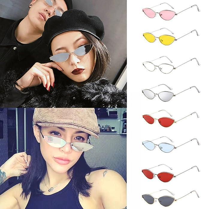 Gafas De Sol De Las Sombras De Ojo De Gato De Las Mujeres De ...