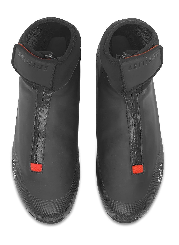 Fizik Artica X5 Winter MTB Schuhe Herren schwarz schwarz schwarz Schuhgröße 43,5 2018 Rad-Schuhe Radsport-Schuhe 22eaee