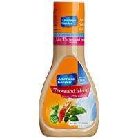 American Thousand Island Garden Dressing, Lite, 267ml