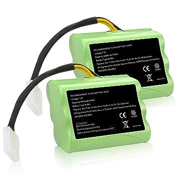 Batería de repuesto para aspiradoras Neato XV-11, XV-12, XV-