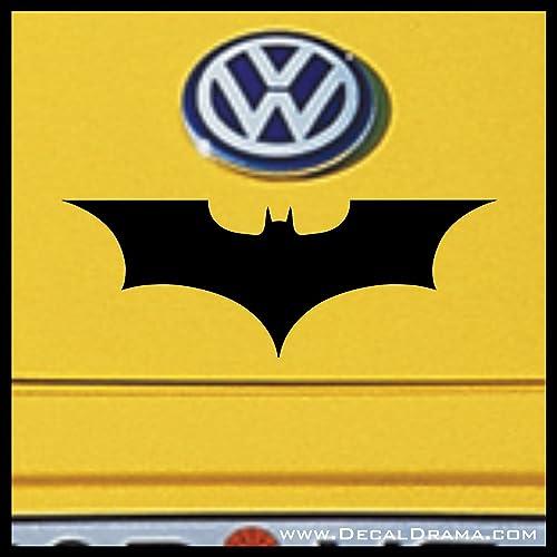 Amazon com: Dark Knight emblem, Batman, LARGE Vinyl Decal | DC