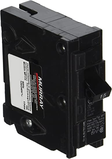 MP220 20-Amp Double Pole Type MP-T Circuit Breaker Murray