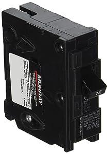 MP115 15-Amp Single Pole Type MP-T Circuit Breaker