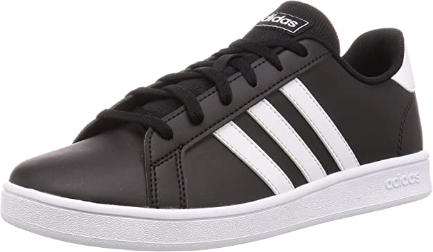adidas grand court k chaussures de tennis mixte