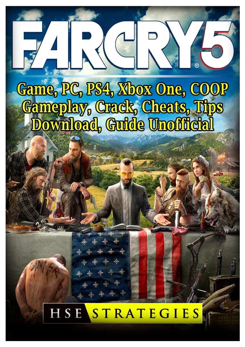 Far Cry 5 Game, PC, PS4, Xbox One, COOP, Gameplay, Crack, Cheats ...