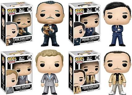Funko POP Movies Godfather Vito Corleone Toy Figures