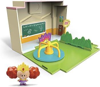 Powerpuff Girls Princess Morbucks Schoolyard Scramble Playset