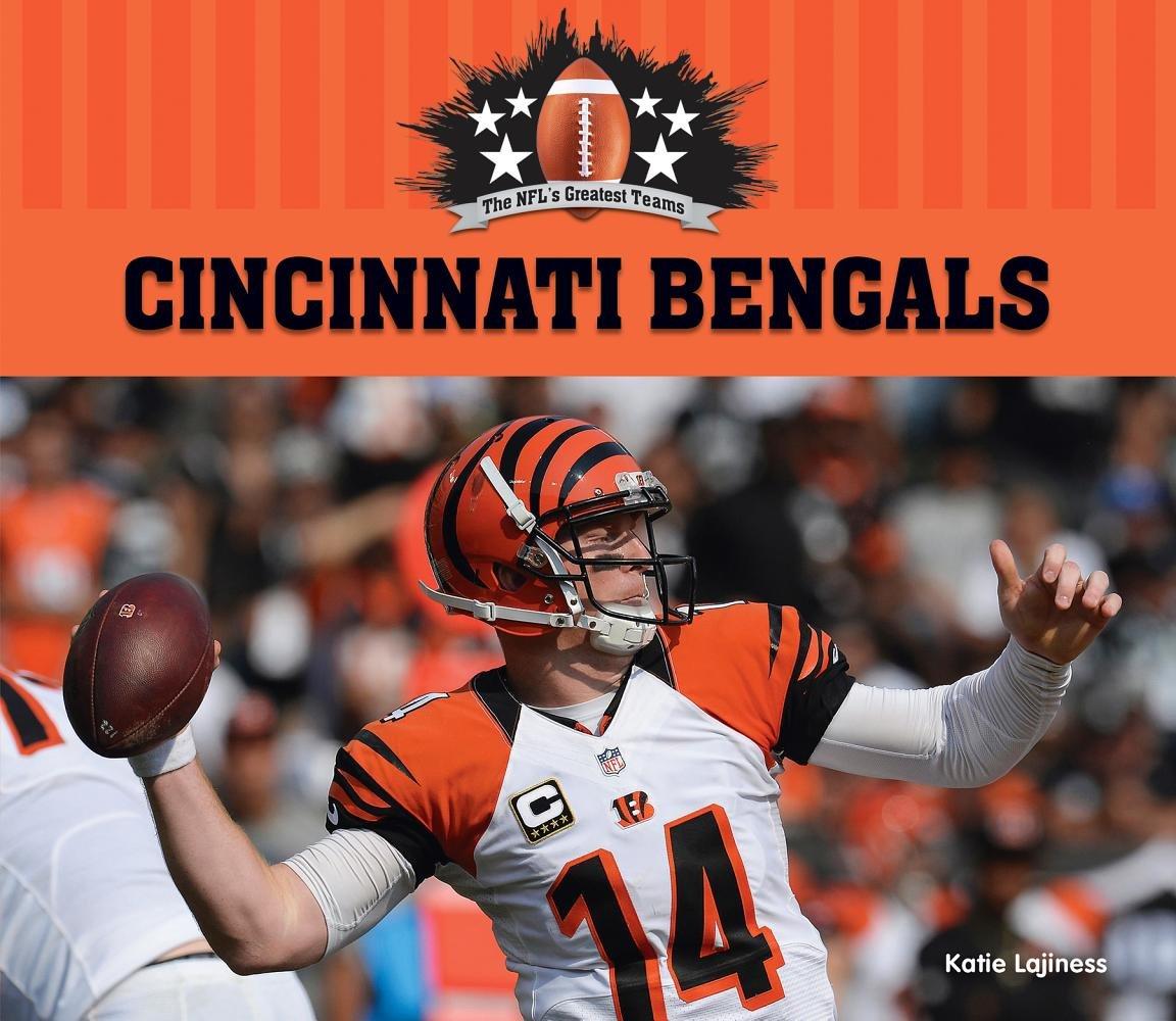 Download Cincinnati Bengals (NFL's Greatest Teams) pdf