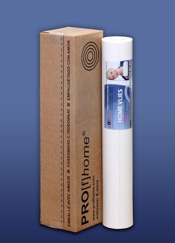 PROFhome Renoviervlies Malervlies Vliestapete weiß 60 g 120 g 130 g 150 g 160 g