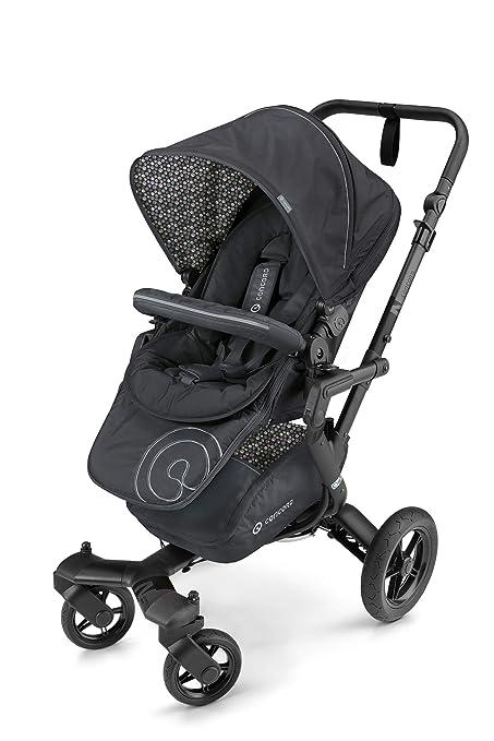 Concord Neo Travel Set - Silla de paseo con capazo grupo 0+, unisex, color cosmic black: Amazon.es: Bebé