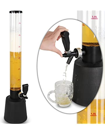 Jago - Torre de Cerveza de 3 l de Volumen – en Juego a Elegir