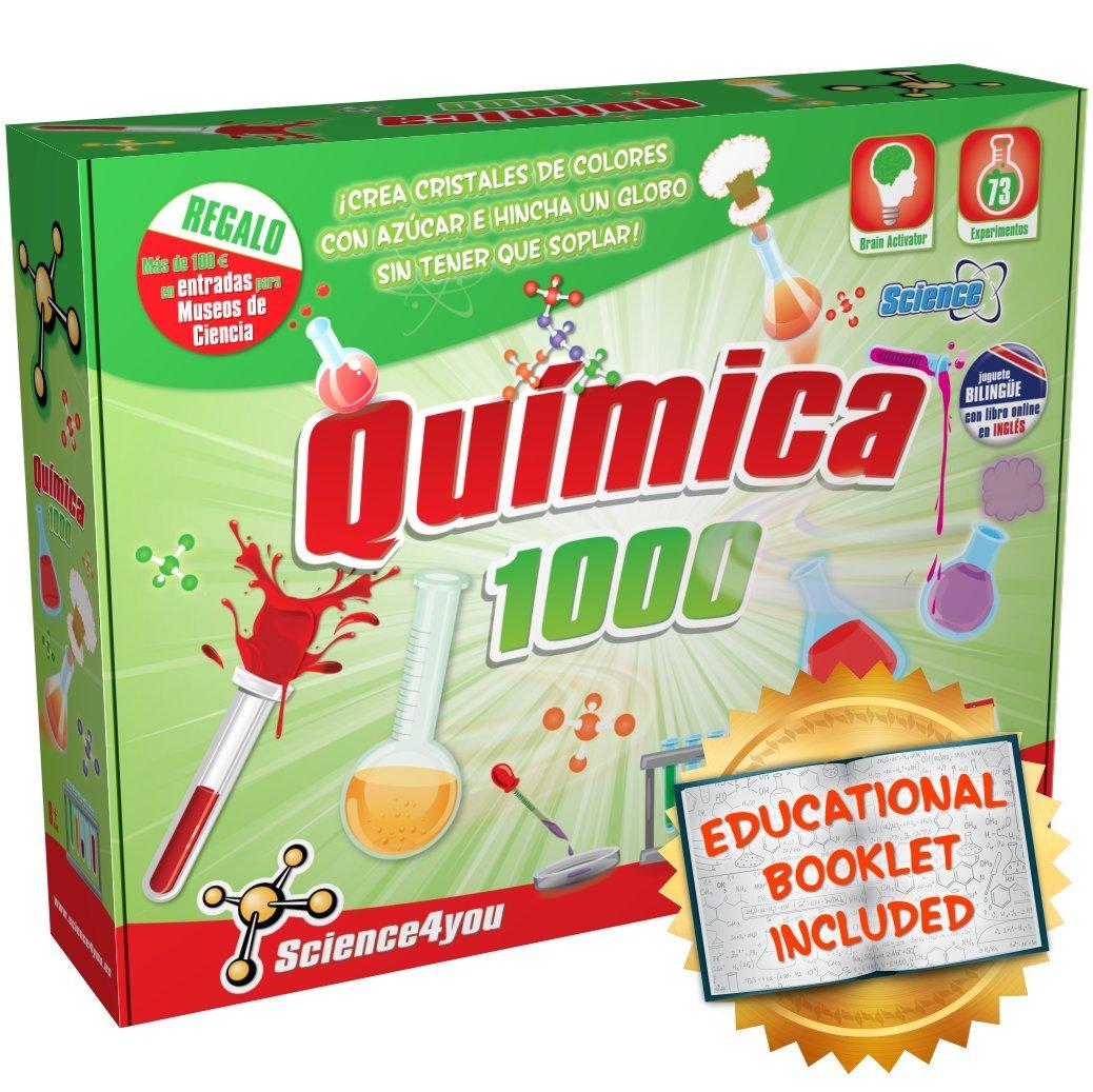 QUIMICA 1000 - PACK 2 CAJAS (Spanish) Hardcover