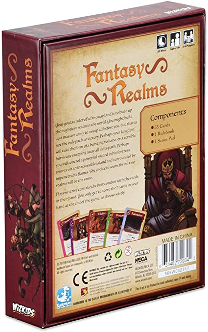 Fantasy Realms Game - English: Amazon.es: Juguetes y juegos