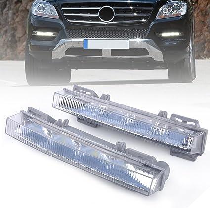 New Genuine Mercedes Headlight Cover lamp Left driver protector GLK250 GLK350