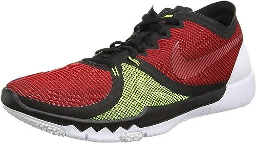 Nike Men's Free Trainer 3.0 V4 Training Shoe, Black, 47.5