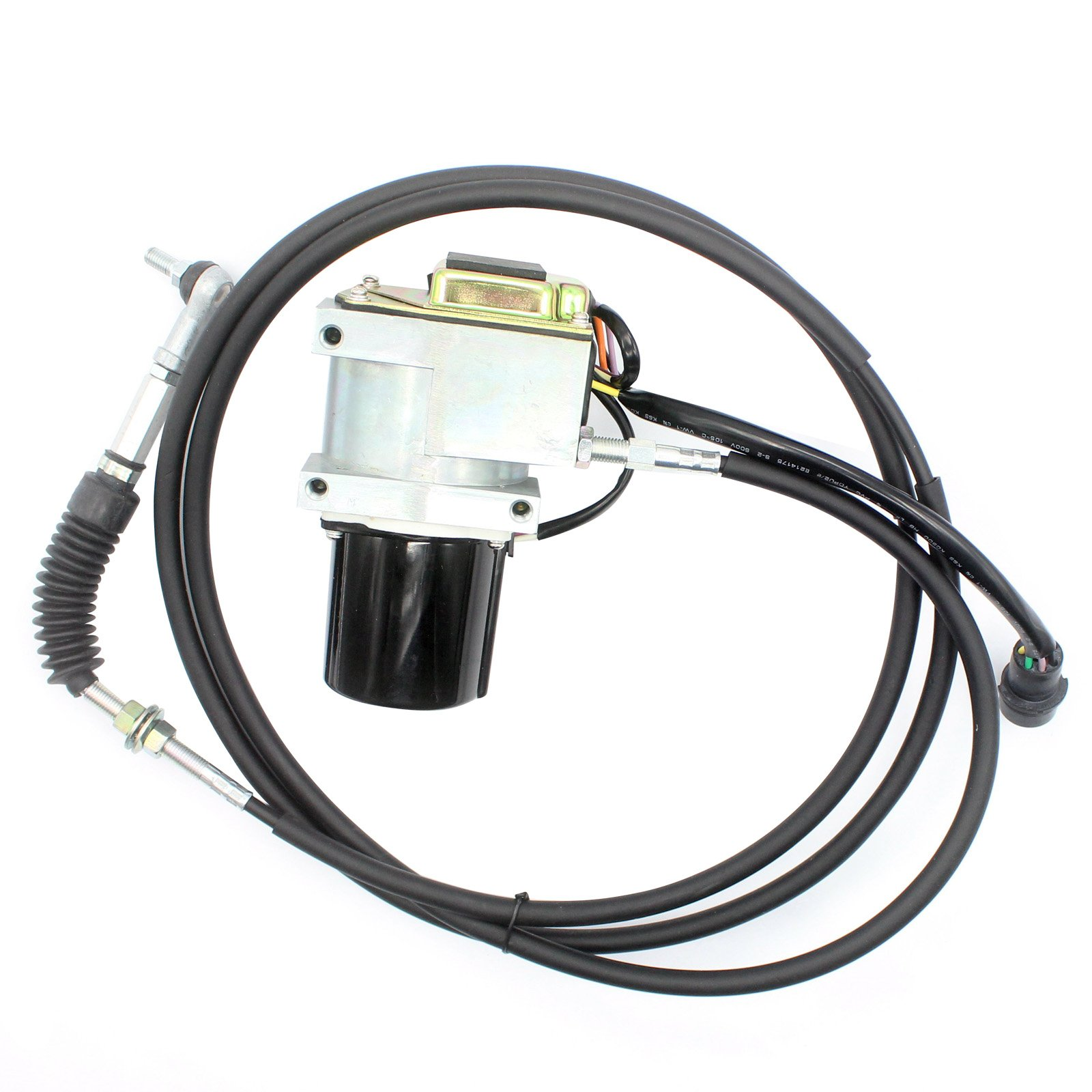 7Y-5571 7Y5571 Round Throttle Motor Single Cable for Caterpillar E330L 330L Excavator Parts 6 Month Warranty