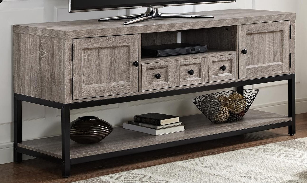 Ameriwood Home Barrett Console, 70'' TV Stand