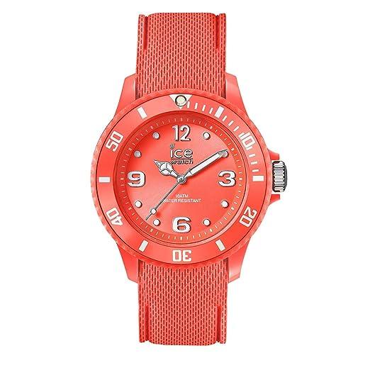 Ice-Watch - ICE sixty nine Coral - Reloj rosa para Mujer con Correa de
