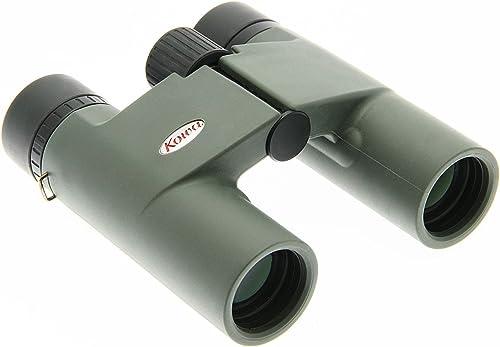 KOWA BD 10×25 Compact Binoculars, Green BD25-10GR