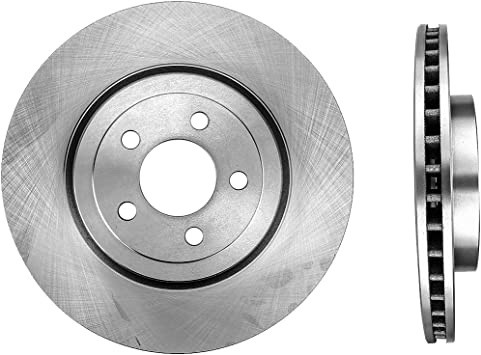 Set of Drilled and Slotted Brake Rotors Front /& Rear 5.7L V8 Models Only Approved Performance C1506R -