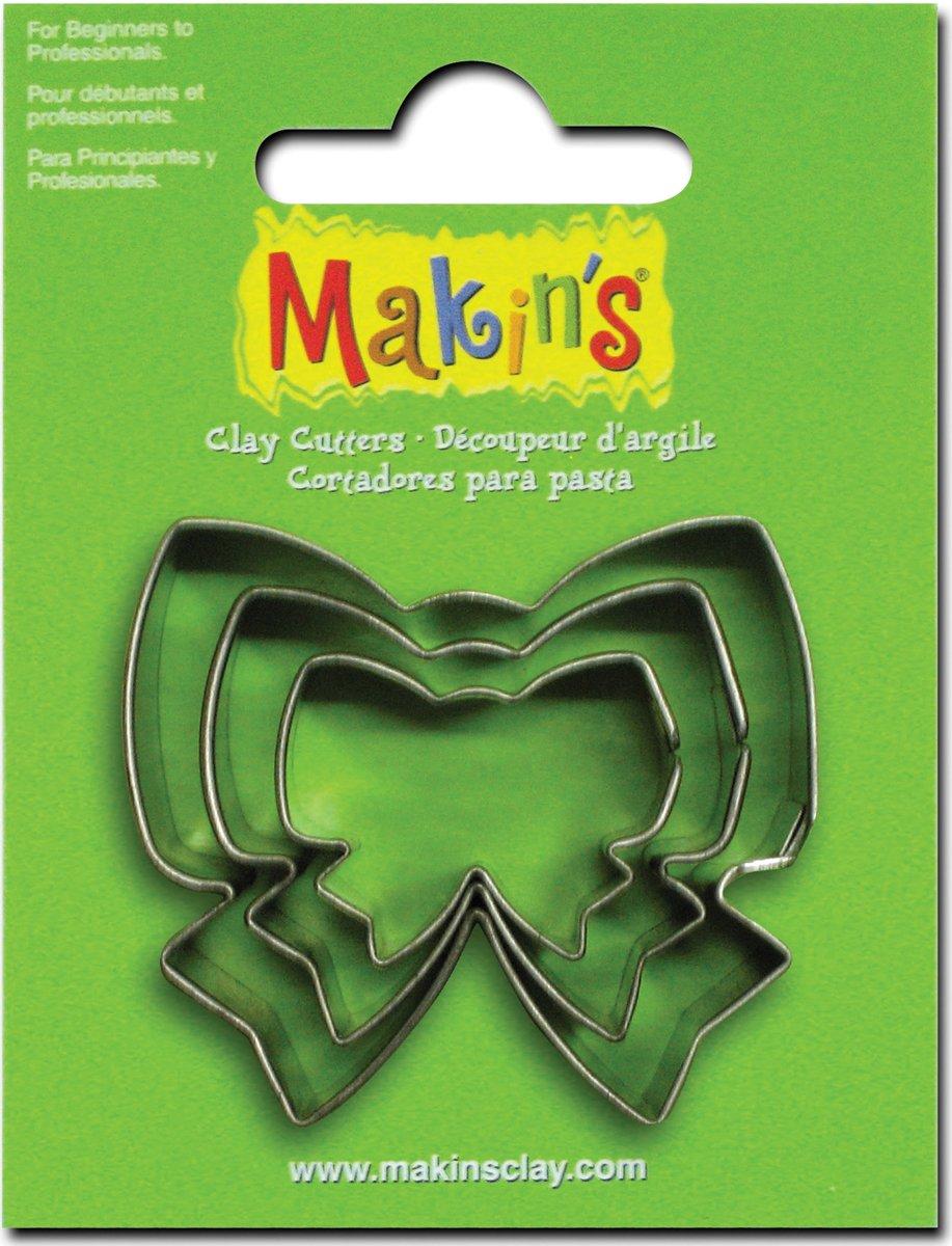 Unbekannt Makin's Clay Cutters 3/Pkg-Ribbon