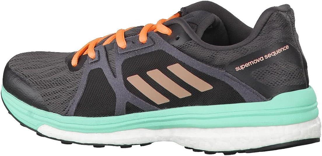 adidas Supernova Sequence 9 W, Zapatillas Mujer: Amazon.es: Zapatos y complementos