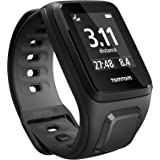 Tomtom Runner 2 - Montre GPS - Bracelet Large Noir/Anthracite (ref 1RE0.001.04)