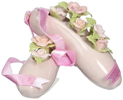 COSMOS 96455 Zapatillas de Ballet Fine Porcelana Figura Decorativa, ...