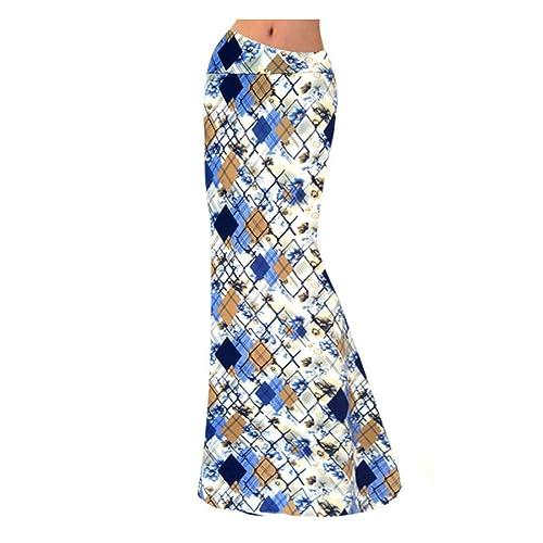 La Impresión Delgada De Las Mujeres Del Vestido De Las Faldas De Cintura Playa