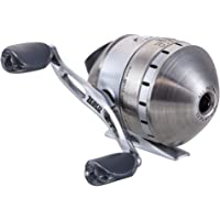Zebco 33 Platinum Spincast Reel, 5 Ball Bearings (4 Clutch), Instant Anti-Reverse with a Smooth Dial-Adjustable Drag, Powerful All-Metal Gears and Spooled with 10-Pound Cajun Line